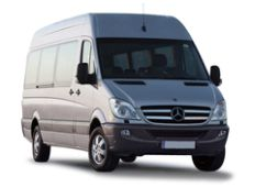 Mercedes Sprinter for max. 18 - 20  pax