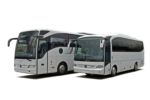 Mercedes, Setra, Scania, MAN  for max. 50 passengers